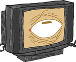 We're watchin TV tonight by SpaceWaffleDelivery