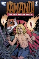 Kamandi DC Fifty-Too by robertwilsoniv