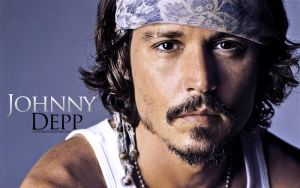 Johnny Depp Wallpaper by lisong24kobe