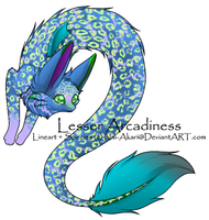 lesser arcadiness -CLOSED- by Kurosu-Commishes