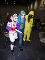 MCM Expo Oct 2014 81 - Walter White's new partners by cosmicnut