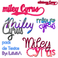 Pack png by Emma-Belieber