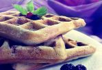 Blueberry Waffles by EmotionalLadyy