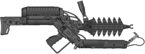ARC Gun prototype by NeoMetalSonic360