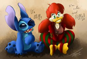 Disney: Im Cute and Puffy... by Pimander1446