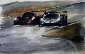 Le Mans 1998 by CaptainJoellie