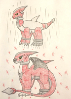 PKMNation:: Wake the Red Dragon by Dianamond