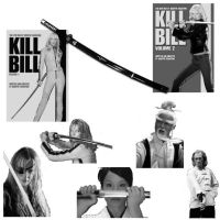 Kill Bill by evilandie