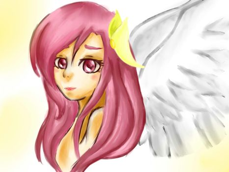 My Little Pony - Fluttershy by Lisis47