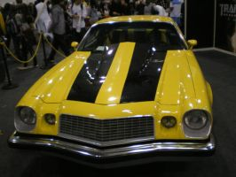 Bumblebee Transformers car by Grey-Knight