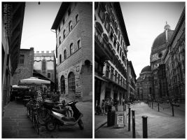 Streets of Florence by stuckwithpins