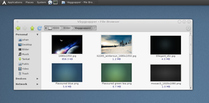 Fundamental Round GTK 1.1 by hundone