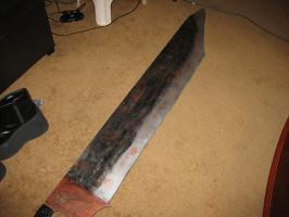 Silent Hill Pyramid Head great knife (film) done by TheDarkAssassin444
