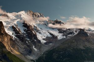 Face Nord du Rateau, Hautes Alpes by PierreRodriguez