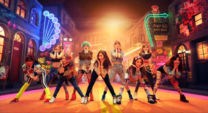 Girls' Generation: I Got A Boy -2 by Mega-multi1