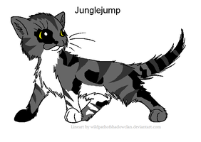Junglejump by Shadowpaw909