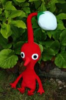 Red Pikmin by LittleWikis