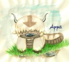 Chibi Appa by AshyMashy