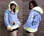Derpy Hooves Hoodie by Lisa-Lou-Who