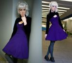 Yin Darker than BLACK by RuffleButtCosplay
