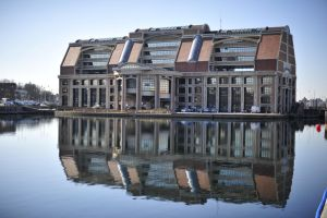 Building on the Water by pohlmannmark