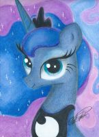 Princess Luna! by Jackie00Liza