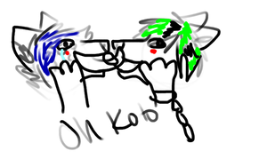 Oh Koto by horsey-artist-child