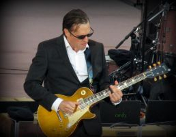 Joe Bonamassa at Red Rocks.. by candysamuels