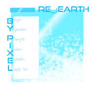 Re_:Earth/By Pixel App- Template by Slimymush