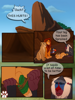 The Lost Son- Prologue pg 1 by Cartoonmoviesfan
