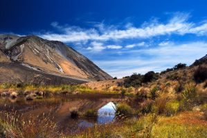 NZ Back Country - south Island by staticstock-art