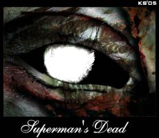 Superman's Dead by emotragedyscene