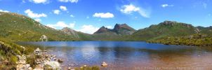 Dove Lake- Close up view by Muzi1412