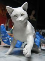 :.Cat - WIP.: by XPantherArtX