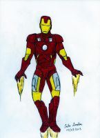 IRON MAN!!! by WibbitGuy
