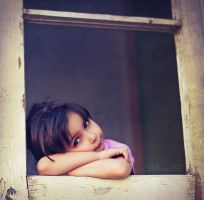 Sweety in the window by Daizy-M