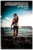 Tomb Raider: Lara Croft - The Extraordinary by ferpsf