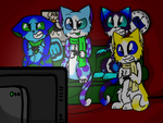 Video Games by kittys4soda