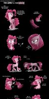 The Good the Bad the Pinkie by saturdaymorningproj