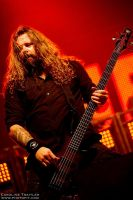 In Flames at Hellfest II by CaroFiresoul