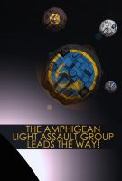 DCMS Recruitment Poster 02 (Amphigean LAG) by Viereth