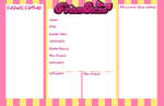 Pretty Rhythm Application/ Reference sheet by Lovely-Bases
