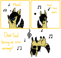 Dear God... by Radioactive-Demon