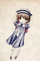 Ushio - Clannad by vivsters