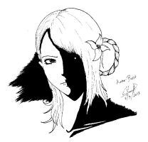 3-5-2013: Kaine Bust (NIER) by 2Unkown2Know