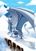 Dragon King by mwolfo
