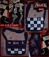 American McGee's Alice Bag by tavington