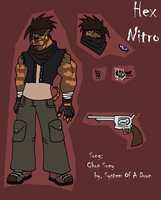 Hex Nitro Reference Sheet by CNena
