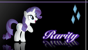 Rarity Wallpaper by Traxel47