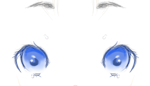 Just A Pair of Eyes by Calico-co